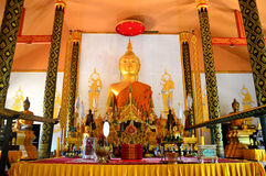 Buddhabild Arkivbild