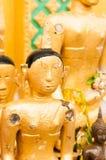 Buddhabild Arkivfoton