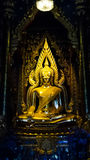Buddhabildboranze arkivbild