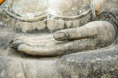 Buddhahand Arkivbild