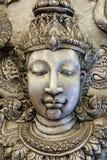 Buddhahuvud Royaltyfri Fotografi