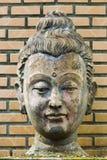 Buddhahuvud Royaltyfri Bild