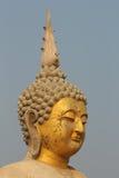 Buddhahuvud Royaltyfria Bilder