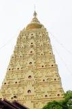 Buddhakaya Chedi Fotografie Stock Libere da Diritti