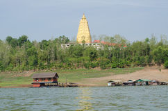 Buddhakaya Chedi Immagine Stock