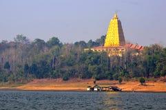 Buddhakaya Chedi Stock Image