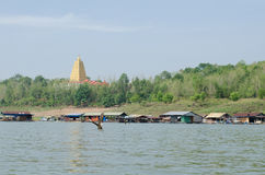 Buddhakaya Chedi Stock Photography