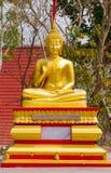 Buddhakulle i Pattaya Royaltyfri Bild