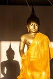 Buddhal wat Muonngerngong chiangmai Thailand Stockfotografie