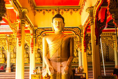 Buddhameditation Arkivbilder