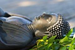 Buddhameditation Fotografering för Bildbyråer