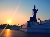 Buddhamonthon Fotografia Stock