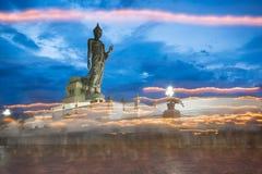 Buddhamonthon Photo libre de droits