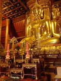 Buddharelikskrin Arkivbild