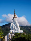 5 Buddhas на виске phasornkaew Wat стоковое фото rf
