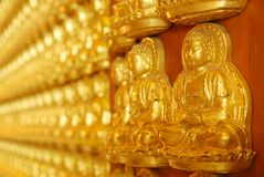 Buddhas Royalty Free Stock Photography