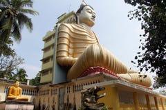 两Buddhas 免版税库存照片