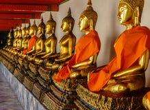 Buddhas Zdjęcia Royalty Free