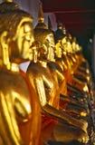 buddhas стоковое изображение