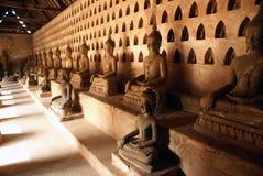 buddhas 图库摄影