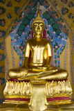 buddhas行 免版税库存图片