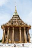 Buddhas Abdruck Hall Stockfoto