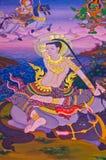 Buddhas Biografie: Bereiten Sie sich zu ordian vor Stockbild