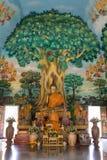 Buddhas erleuchten lizenzfreies stockfoto