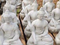 Buddhas für Verkauf Stockbild