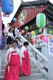 Buddhas Geburtstag Lizenzfreie Stockfotografie