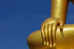 Buddhas Hand stockfotografie