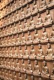 Buddhas infinito Imagens de Stock Royalty Free