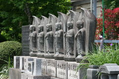 buddhas japońscy Zdjęcie Royalty Free