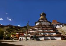 buddhas krocia stupa Zdjęcia Stock