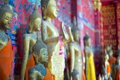 Buddhas Meditating Fotografia de Stock Royalty Free