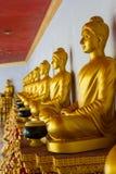 Buddhas Meditating foto de stock