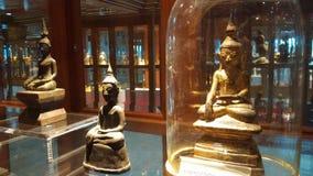 Buddhas Meditating Imagem de Stock Royalty Free