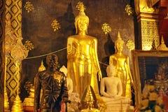 Buddhas Meditating Imagen de archivo