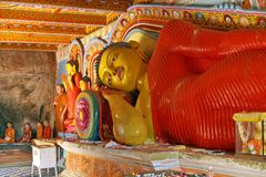 Buddhas Meditating Fotografía de archivo libre de regalías
