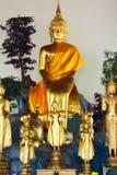 buddhas po wat Στοκ φωτογραφίες με δικαίωμα ελεύθερης χρήσης