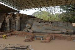 Buddhas Polonnaruwa в Шри-Ланке стоковая фотография rf