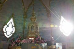 Buddhas Relikte Lizenzfreie Stockfotografie