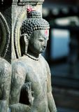 Buddhas statue Stock Photography