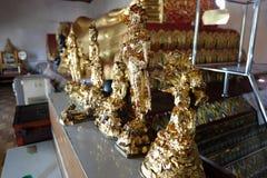 Buddhas Statue Lizenzfreie Stockfotos