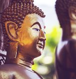 Buddhas statue Royalty Free Stock Images