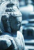 Buddhas statue Royalty Free Stock Photo