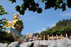 Buddhas statue on Sri Lanka Royalty Free Stock Photography