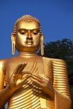 Buddhas statue on Sri Lanka Royalty Free Stock Images
