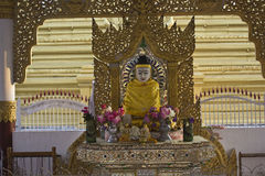 Buddhas statues Stock Photos