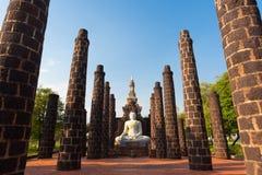Buddhas staty Arkivbilder